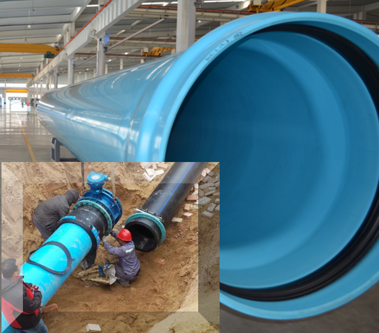 Large PVC Pipe Joint Solution